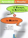 Portada de EL TIEMPO, LA EXISTENCIA Y LA MUERTE