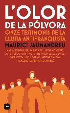 Portada de L'OLOR DE LA PÓLVORA (EBOOK)