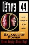 Portada de BALANCE OF POWER (THE DESTROYER #44)