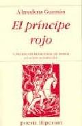Portada de EL PRINCIPE ROJO
