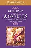Portada de GUIA DIARIA DE SUS ANGELES: 365 MENSAGES DE LOS ANGELES PARA ALIVIAR, SANAR Y ABRIR SU CORAZON