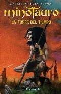 Portada de MINOTAURO: LA TORRE DEL TIEMPO