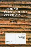 Portada de PRINCIPIOS JURIDICOS DEL DERECHO ADMINISTRATIVO