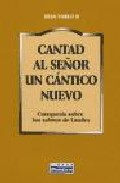 Portada de CANTAD AL SEÑOR UN CANTICO NUEVO: CATEQUESIS SOBRE LOS SALMOS DE LAUDES