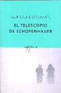 Portada de EL TELESCOPIO DE SCHOPENHAUER