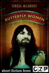 Portada de BUTTERFLY WOMEN