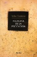 Portada de FILOSOFIA DE LA PSICOLOGIA