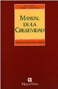 Portada de MANUAL DE LA CREATIVIDAD