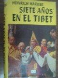 Portada de SIETE AÑOS EN EL TIBET