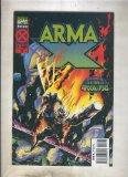 Portada de ARMA X VOLUMEN 2 NUMERO 2: DESPUES DE XAVIER, LA ERA DE APOCALIPSIS