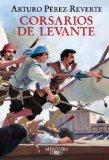 Portada de CORSARIOS DE LEVANTE