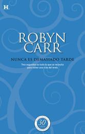 Portada de NUNCA ES DEMASIADO TARDE (EBOOK)