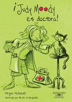 Portada de ¡JUDY MOODY ES DOCTORA! (EBOOK)
