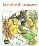 Portada de DOS AÑOS DE VACACIONES