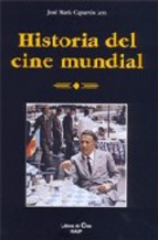 Portada de HISTORIA DEL CINE MUNDIAL
