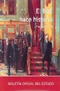 Portada de EL BOE HACE HISTORIA