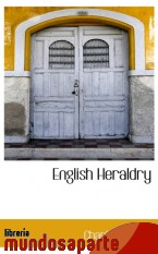 Portada de ENGLISH HERALDRY