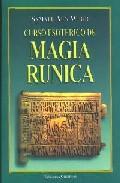 Portada de CURSO ESOTERICO DE MAGIA RUNICA: MENSAJE DE NAVIDAD 1968-1969