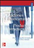 Portada de OPCIONES FINANCIERAS Y PRODUCTOS ESTRUCTURADOS