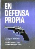 Portada de EN DEFENSA PROPIA SOBRE EL CASO GOEST Y SUS IMPLICACIONES LEGALES