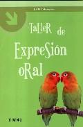 Portada de TALLER DE EXPRESION ORAL