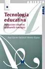 Portada de TECNOLOGIA EDUCATIVA: IMPLICACIONES EDUCATIVAS DEL DESARROLLO TECNOLOGICO