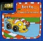 Portada de BERTO, EL COCHE DE CARRERAS