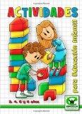 Portada de ACTIVIDADES PARA EDUCACION INFANTIL 3,4,5,Y 6 AÑOS