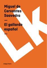 Portada de EL GALLARDO ESPAÑOL (EBOOK)
