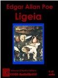 Portada de LIGEIA. AUDIOLIBRO. CD AUDIO