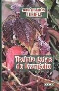 Portada de TREINTA GOTAS DE EVANGELIO