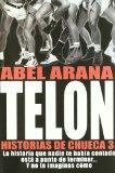 Portada de TELON, HISTORIAS DE CHUECA 3