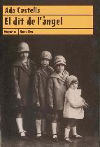 Portada de EL DIT DE L'ÀNGEL (EBOOK)