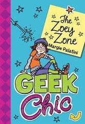 Portada de GEEK CHIC: THE ZOEY ZONE