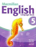 Portada de MACMILLAN ENGLISH 5 LANGUAGE BOOK