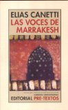 Portada de LAS VOCES DE MARRAKESH: IMPRESIONES DESPUES DE UN VIAJE