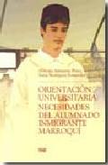Portada de ORIENTACION UNIVERSITARIA: NECESIDADES DEL ALUMNADO INMIGRANTE MARROQUI