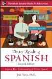 Portada de BETTER READING SPANISH (BETTER READING SERIES)