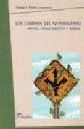 Portada de LOS CAMINOS DEL NATURALISMO: MENTE, CONOCIMIENTO Y MORAL