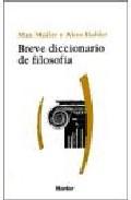 Portada de BREVE DICCIONARIO DE FILOSOFIA