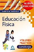Portada de CUERPO DE MAESTROS. EDUCACION FISICA. VOLUMEN PRACTICO