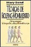 Portada de TECNICAS DE ROLFING-MOVIMIENTO