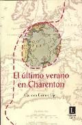 Portada de EL ULTIMO VERANO EN CHARENTON