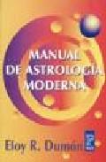 Portada de MANUAL DE ASTROLOGIA MODERNA