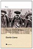 Portada de PEQUEÑA HISTORIA DE VIAJES, AMORES E ITALIANOS