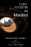 Portada de GUIA SECRETA DE MADRID