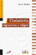 Portada de CIUDADANIA, MIGRACIONES Y RELIGION
