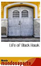 Portada de LIFE OF BLACK HAWK