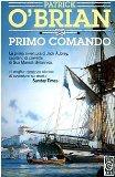 Portada de PRIMO COMANDO (TEADUE)