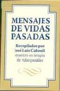 Portada de MENSAJES DE VIDAS PASADAS